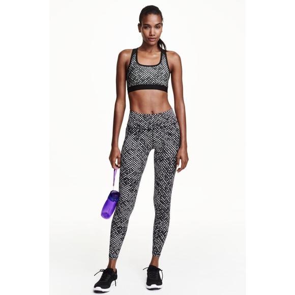 grande vente profiter de prix bas profiter de gros rabais H&M sport leggings Small